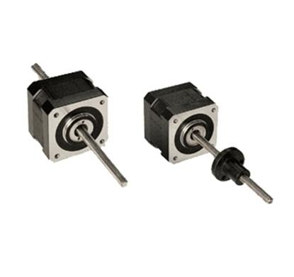 Nema 17 Stepper Motor Linear Actuator, 2 phase, 2.8V, 1.33A