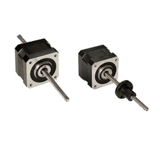 Nema 17 Stepper Motor Linear Actuator, 2 phase, 2.8V, 1.33A