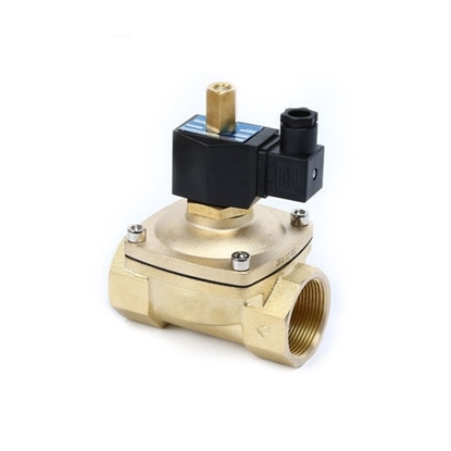 Solenoid Valve, 2 Way, Normally Open, 24V/220V for air water oil