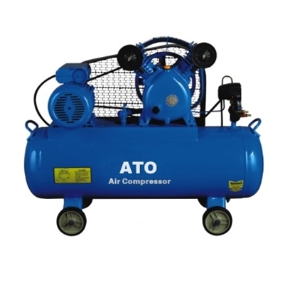 2 hp Belt Driven Air Compressor, 115 PSI, 15/18 Gallon
