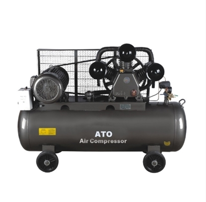 10 hp Belt Driven Air Compressor, 175 PSI, 48/60/80 gallon