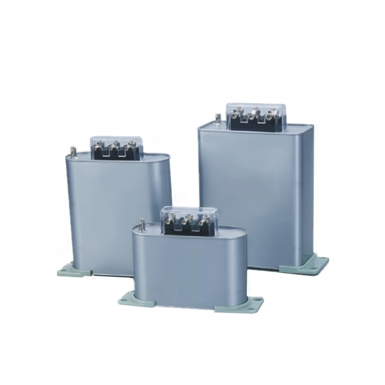 50 kvar Shunt Power Capacitor, 3 phase, 450V, Self-healing