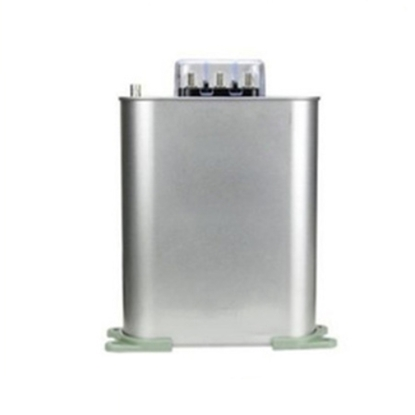 40 kvar 630 μF Shunt Power Capacitor, 3 phase, 450V, Self-healing