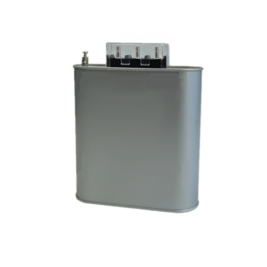8 kvar 125 μF Shunt Power Capacitor, 3 phase, 450V, low voltage