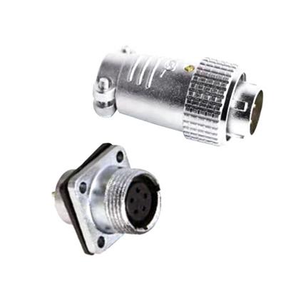 Circular Connector, 2/3/7/8/10/12/14 Pin, M22