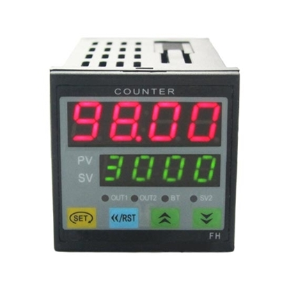 Digital Counter, 4 Digit, Up/Down, Number/Length/Batch