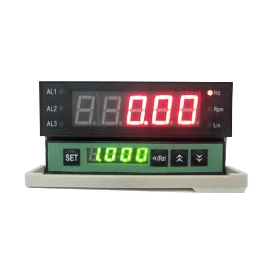 Digital Counter, 5 Digit, Frequency/Rev/Speed
