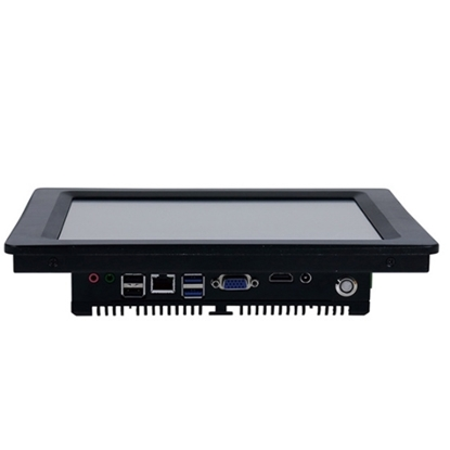 Fanless Industrial Touch All in one PC