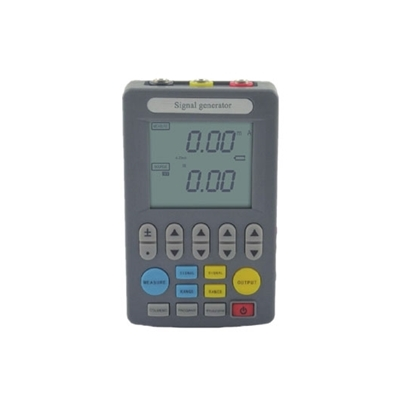Handheld Voltage Current Thermocouple Calibrator, Output Signal Source