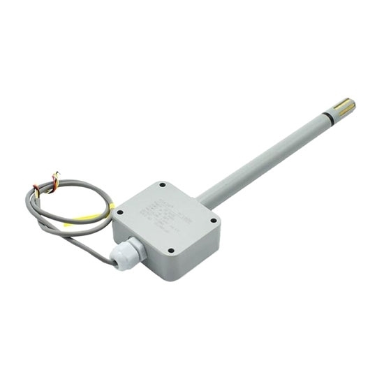 Temperature and Humidity Sensor/Transmitter, Duct Mounted