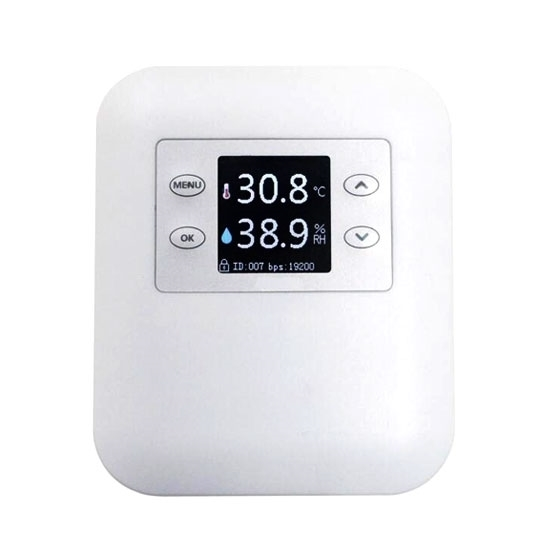 Temperature and Humidity Sensor/Transmitter, RS485