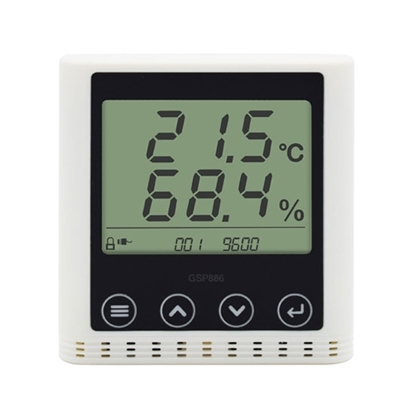 Temperature and Humidity Sensor/Transmitter, Remote
