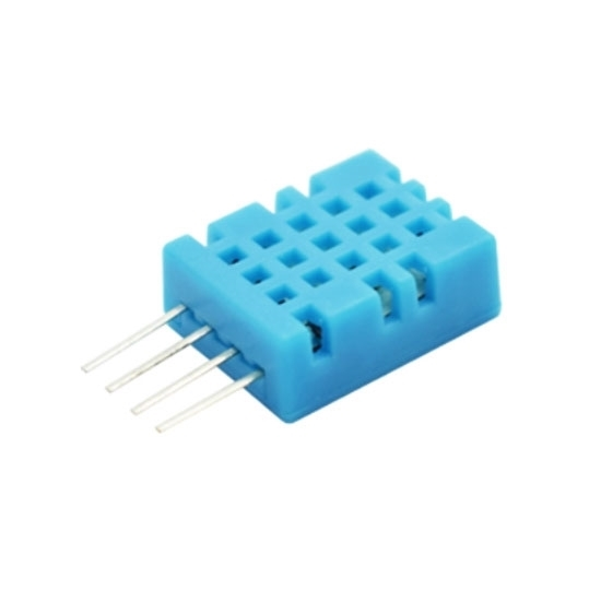 Temperature and Humidity Sensor, DHT11, Resistive, One-wire
