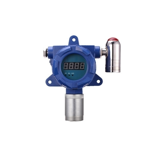 Fixed Hydrogen Sulfide (H2S) Gas Detector, 0 to 50/100/200 ppm