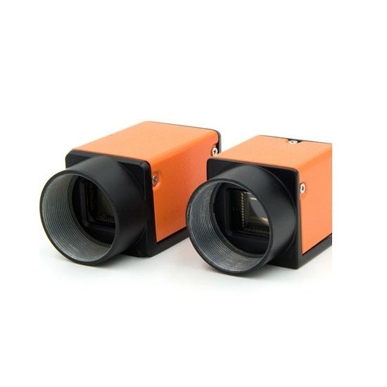 """GigE Vision Industrial Camera, 0.3MP, 1/4"""" CMOS, Mono/Color"""