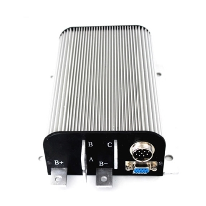Brushless DC Motor Controller for Electric Vehicle