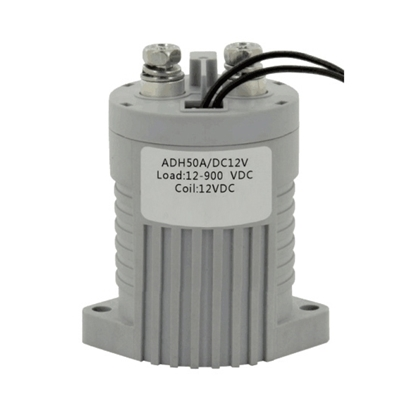 50A High Voltage DC Contactor, 12V/24V coil