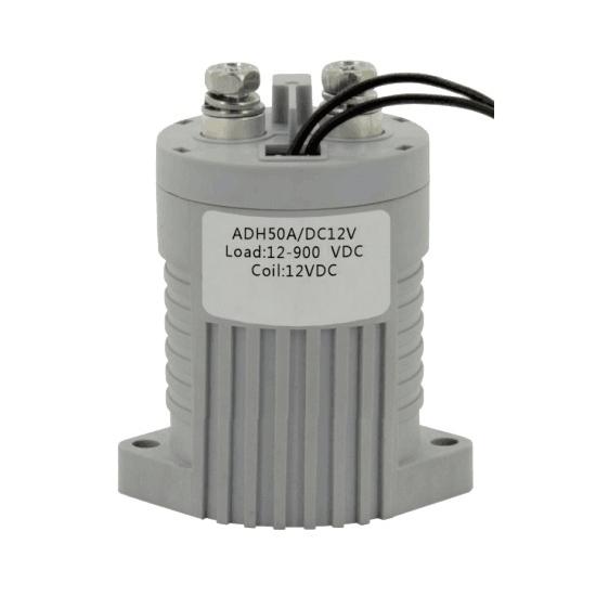 50A High Voltage DC Contactor, 12V/24V coil