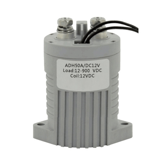 100A High Voltage DC Contactor, 12V/24V coil