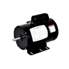 Picture of 5 hp NEMA AC Induction Motor, Single Phase 230V, ODP/TEFC