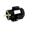 Picture of 3 hp NEMA AC Induction Motor, Single Phase 230V, ODP/TEFC