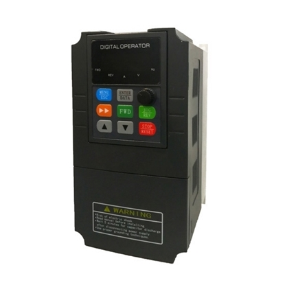 7.5 hp VFD, Single Phase to Three Phase VFD