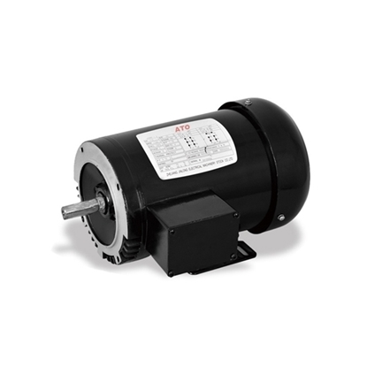 2 hp NEMA AC Induction Motor, Three Phase 230/460V, ODP/TEFC