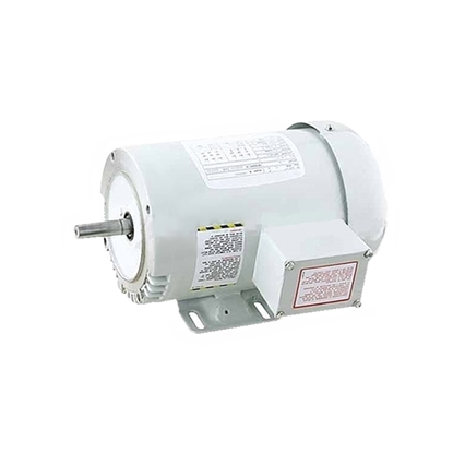 3 hp NEMA AC Induction Motor, Three Phase 230/460V, ODP/TEFC