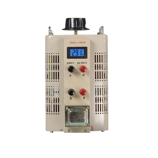 10 kVA Single Phase Variac Voltage Regulator