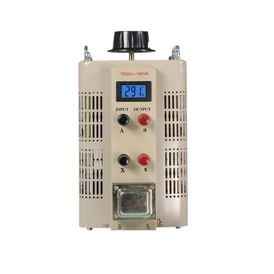 15 kVA Single Phase Variac Voltage Regulator