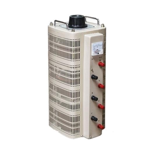 6 kVA 3 Phase Variac Voltage Regulator