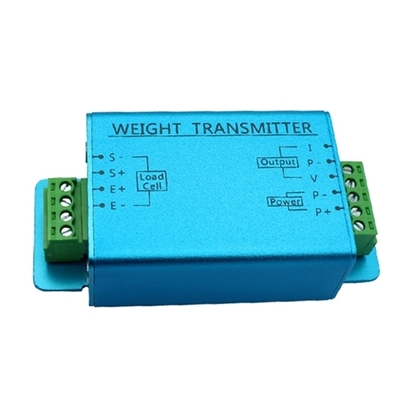 Load Cell Transmitter, Output 0-5V/0-10V/4-20mA/0-20mA