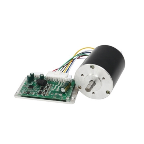 9000 rpm 24V Small Brushless DC Motor