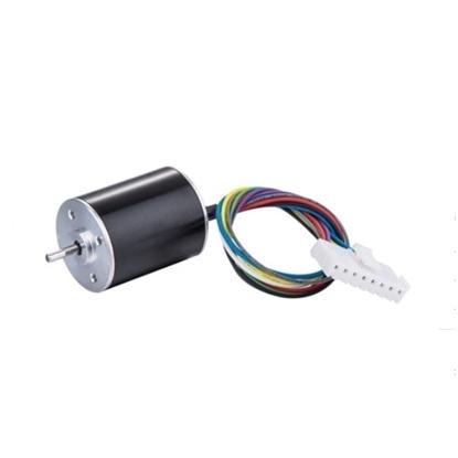5000 rpm 12V 24V Small Brushless DC Motor