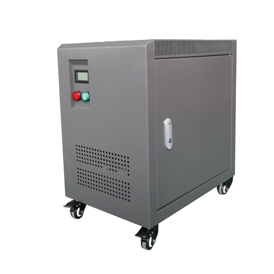 4 kVA Isolation Transformer, 3 phase, 400V to 208V