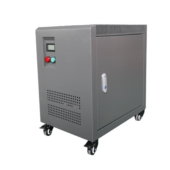 7 kVA Isolation Transformer, 3 phase, 380V to 208V
