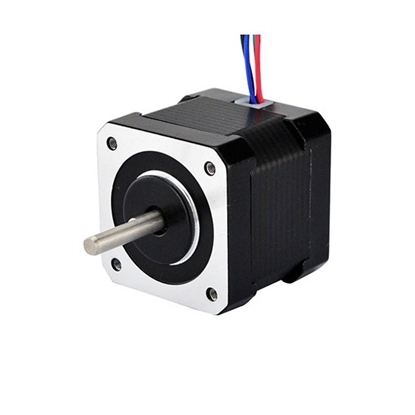 Nema 17 2 phase Stepper motor, 3.5V 2.5A, 1.8 degree, 4 wires