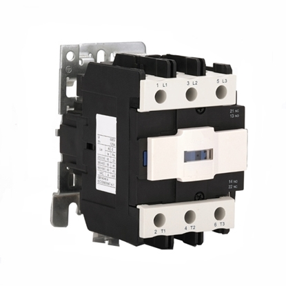 25 Amps 3 Pole AC Contactor 24V/110V/220V Coil