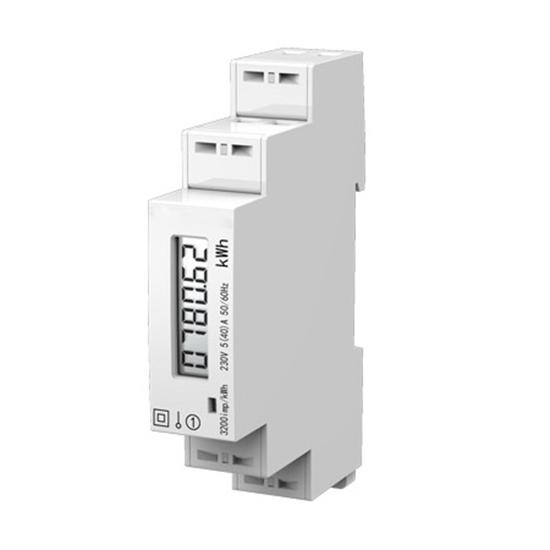 Single Phase DIN Rail Mounted Digital Energy Meter