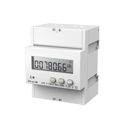 1 Phase DIN Rail Multi-function kWh Energy Meter