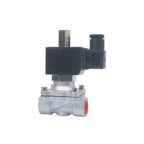 Solenoid Valve, 2 Way, Normally Open, 12V/24V/220V for air water oil
