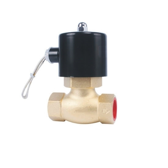 Solenoid Valve, 2 Way, Normally Closed, 24V/220V for steam water air
