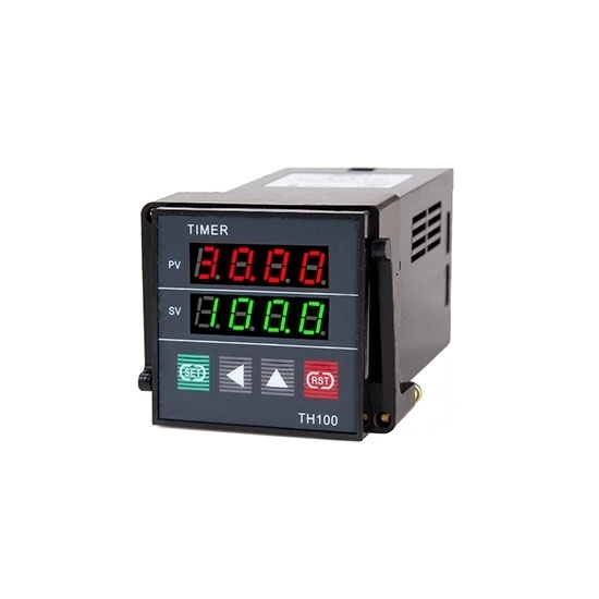 Digital Timer Relay, 8 Pin, 24V DC/110-240V AC