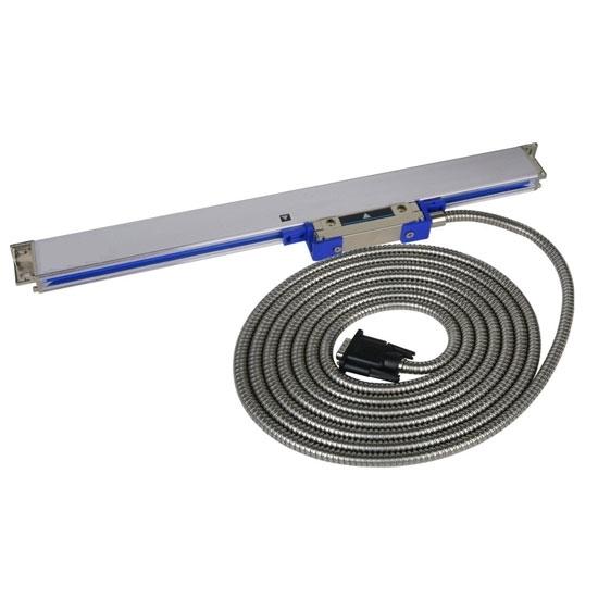 Linear Scale, 300mm/12 inch, 1000mm/40 inch Stroke, 5 Micron