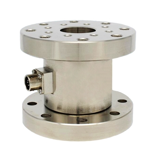 Reaction Torque Sensor, Dual Flange, 20 Nm/100 Nm/5000 Nm to 10000 Nm