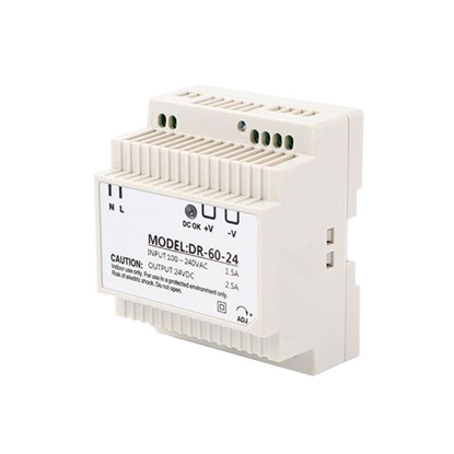 24V DC 2.5A 60W Switching Power Supply