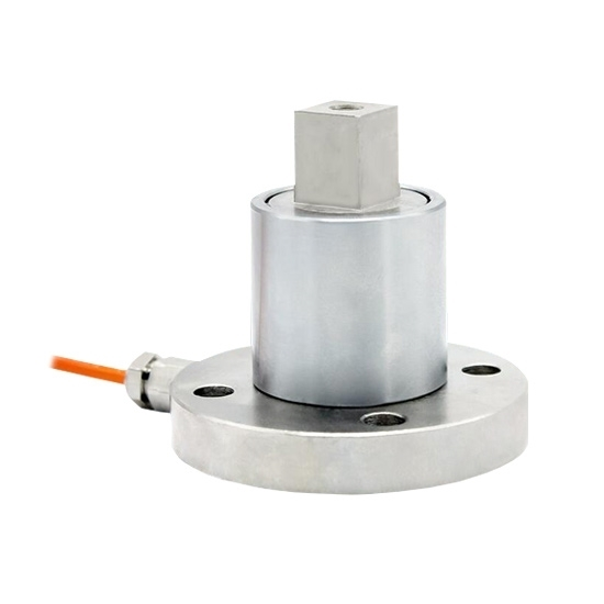 Reaction Torque Sensor, Flange to Square Drive, 2/10/30/50/100/200 Nm