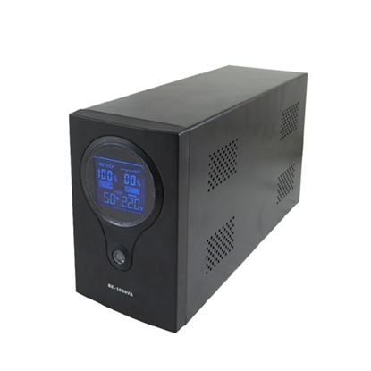 6000VA 120V/220V UPS Backup Uninterruptible Power Supply