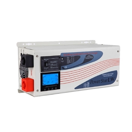 3000 Watt 12V/24V Pure Sine Wave Inverter Charger