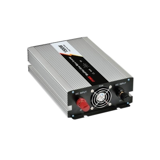 1500 Watt Car Power Inverter, 12V DC to 120V AC